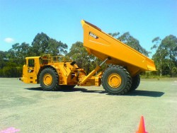 Heavy Vehicle Manoeuvring